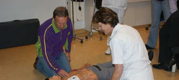 Reanimatie trainingen